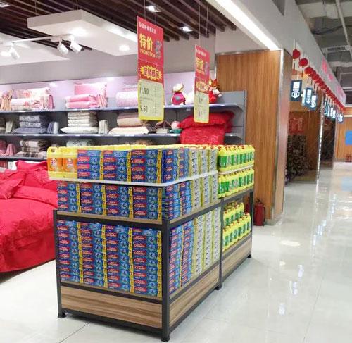 成都超市货架/超市粮油架