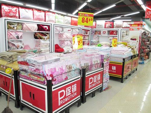 <b>超市/便利店货架案例</b>