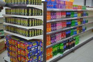 旺客隆超市货架案例图