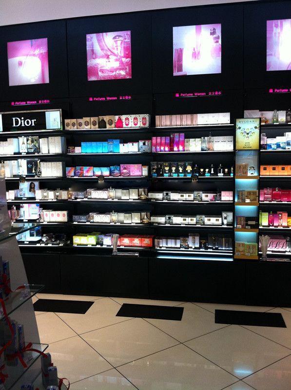 化妆品货架厂家直销