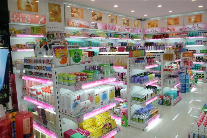 化妆品货柜批发